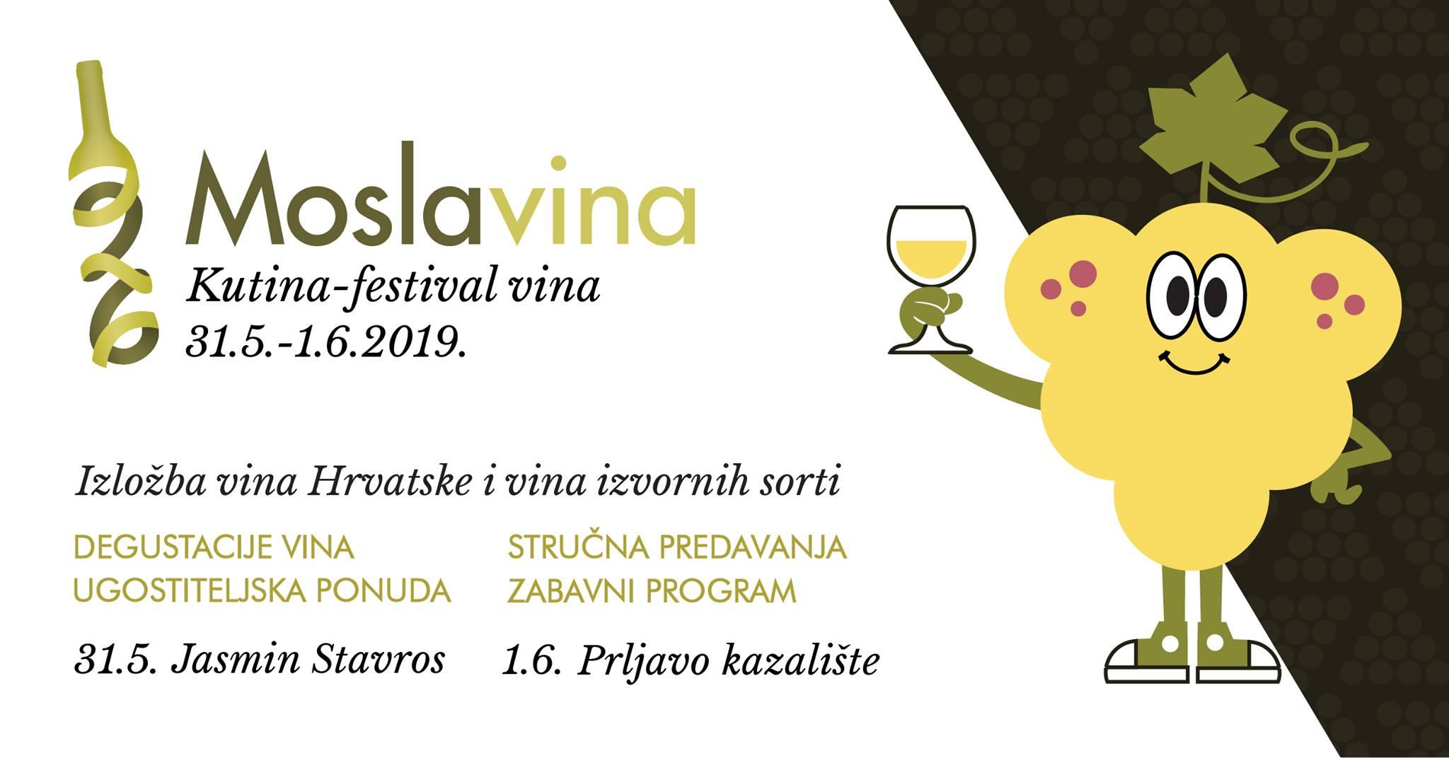 MoslaVina Kutina 2019. – festival vina